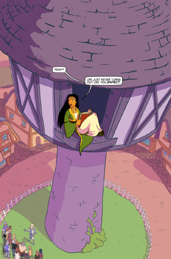 Princeless Pirate Princess Book One